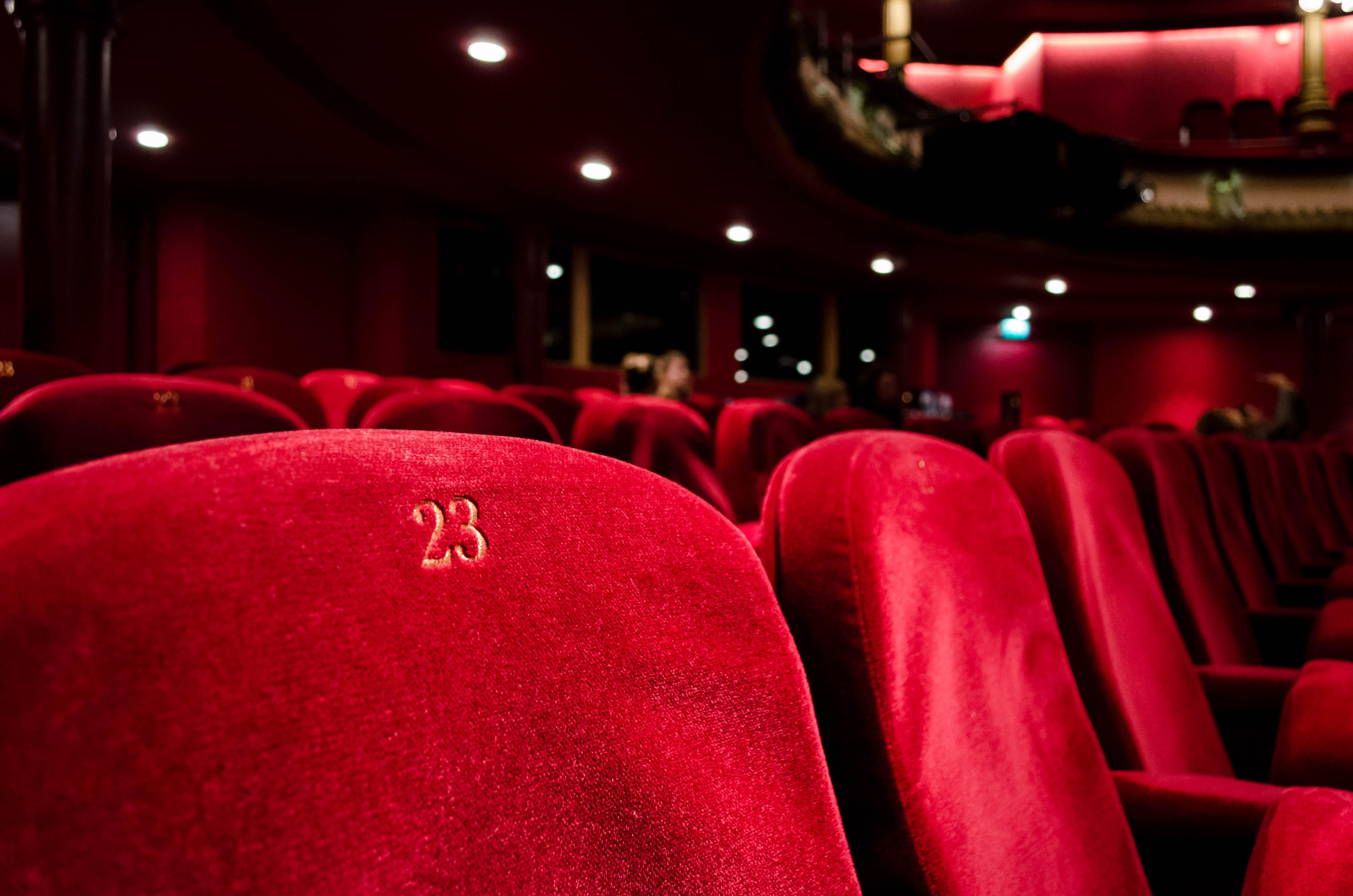 expresiones del teatro
